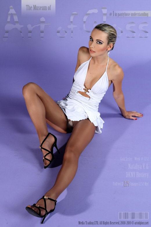 Natalia V - `Gold Series` - for ARTOFGLOSS