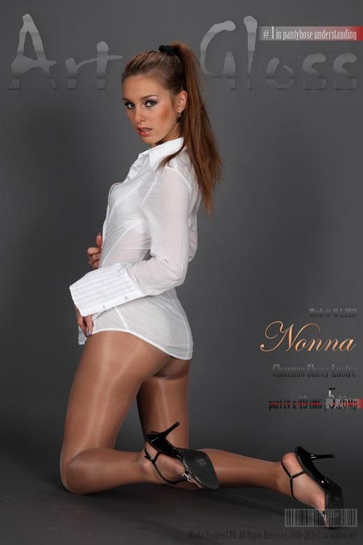 Nonna - `Charnos Sheer Lustre [part IV]` - for ARTOFGLOSS