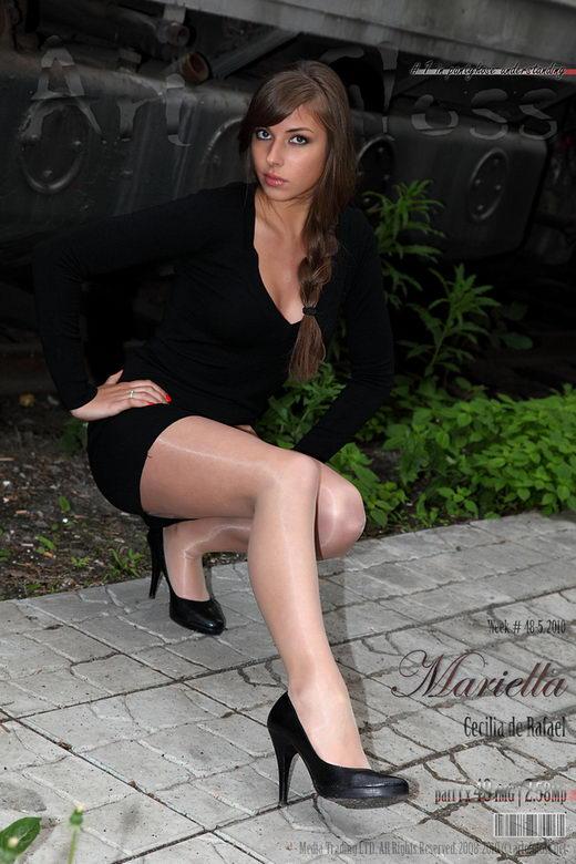 Mariella - `Cecilia de Rafael [part III]` - for ARTOFGLOSS