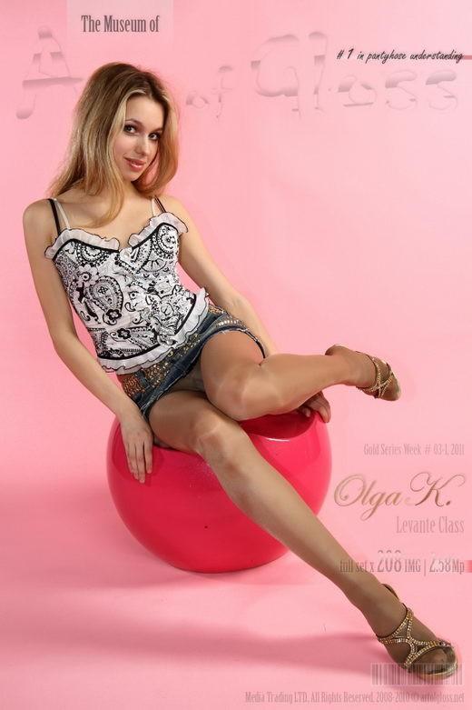 Olga K - `Levante Class` - for ARTOFGLOSS