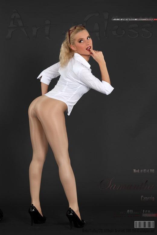 Samantha - `Capezio [part IV]` - for ARTOFGLOSS