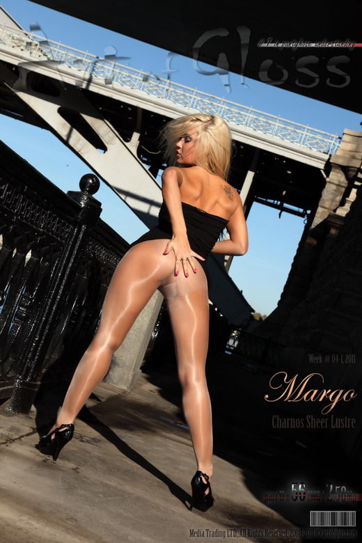Margo - `Charnos Sheer Lustre [part II]` - for ARTOFGLOSS