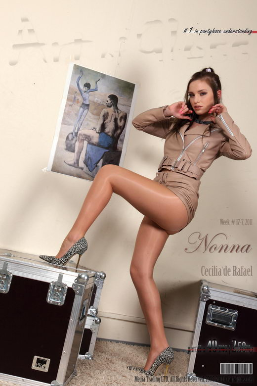 Nonna - `Cecilia de Rafael [part II]` - for ARTOFGLOSS