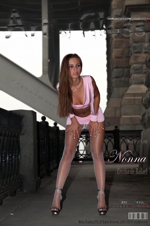 Nonna - `Cecilia de Rafael [part III]` - for ARTOFGLOSS
