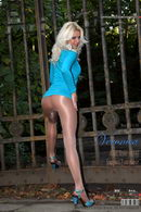AIRE Style #947 Support Pantyhose [part III]