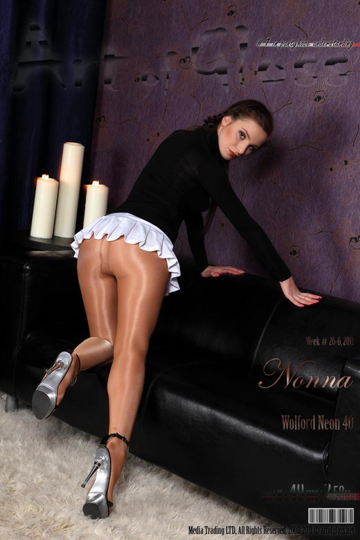 Nonna - `Wolford Neon 40 [part II]` - for ARTOFGLOSS