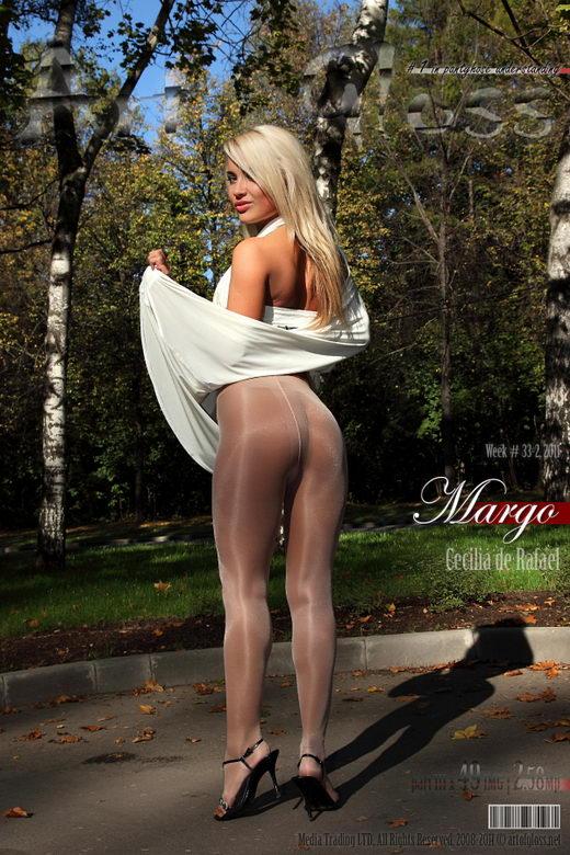 Margo - `Cecilia de Rafael [part III]` - for ARTOFGLOSS