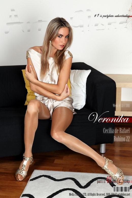 Veronika Fasterova - `Cecilia de Rafael [part I]` - for ARTOFGLOSS
