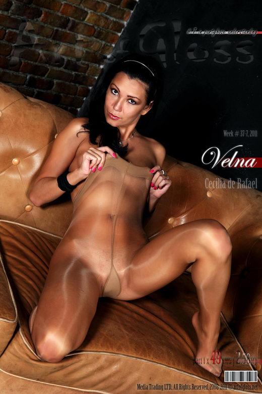 Velna - `Cecilia de Rafael [part I]` - for ARTOFGLOSS