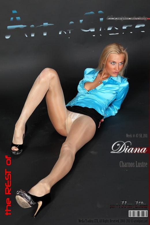 Diana - `Charnos Lustre [part V]` - for ARTOFGLOSS