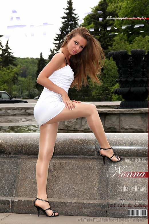 Nonna - `Cecilia de Rafael [part IV]` - for ARTOFGLOSS
