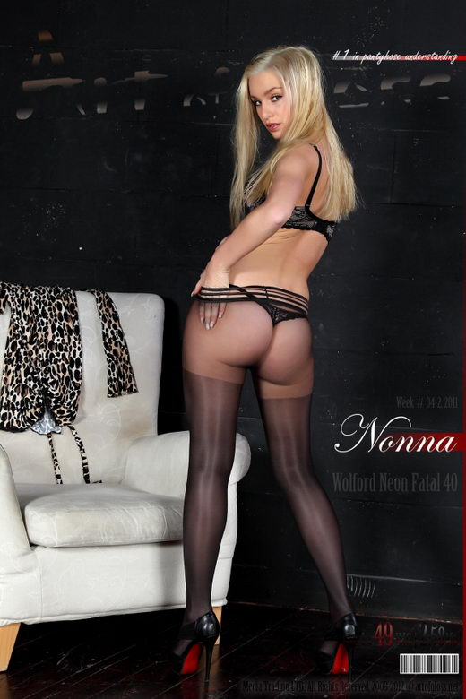 Nonna - `Wolford Fatal Neon 40 [part I]` - for ARTOFGLOSS