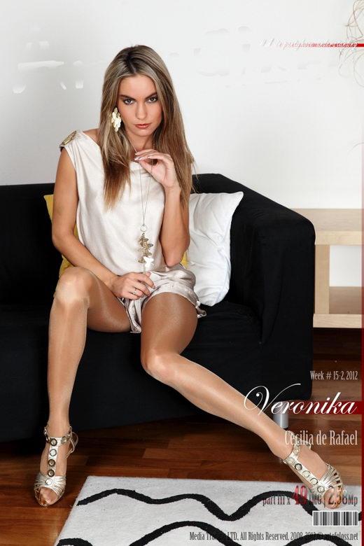 Veronika Fasterova - `Cecilia de Rafael [part III]` - for ARTOFGLOSS
