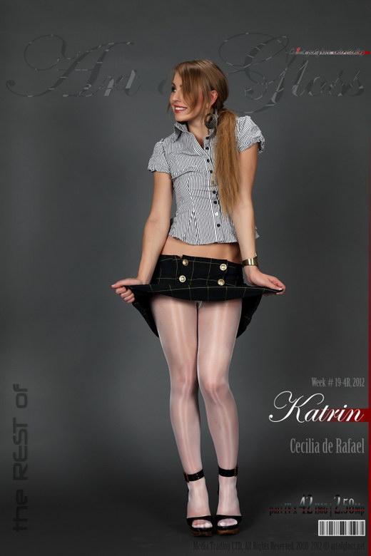 Katrin - `Cecilia de Rafael [part IV]` - for ARTOFGLOSS