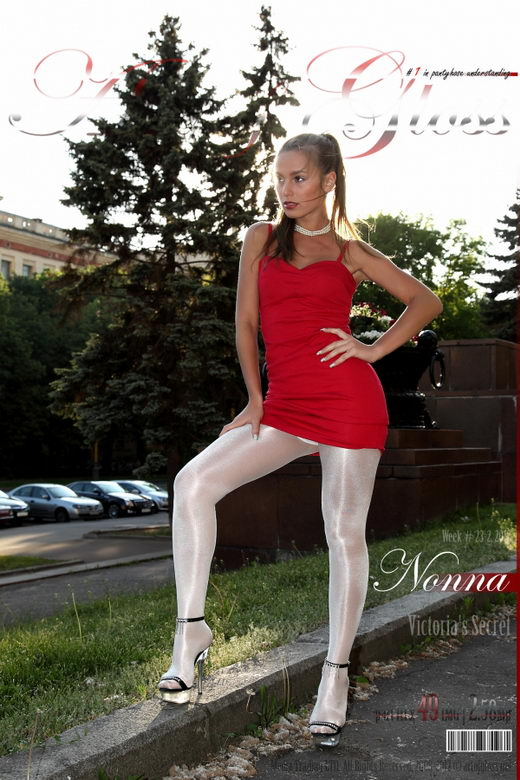 Nonna - `Victoria's Secret Glossy Smooth [part III]` - for ARTOFGLOSS