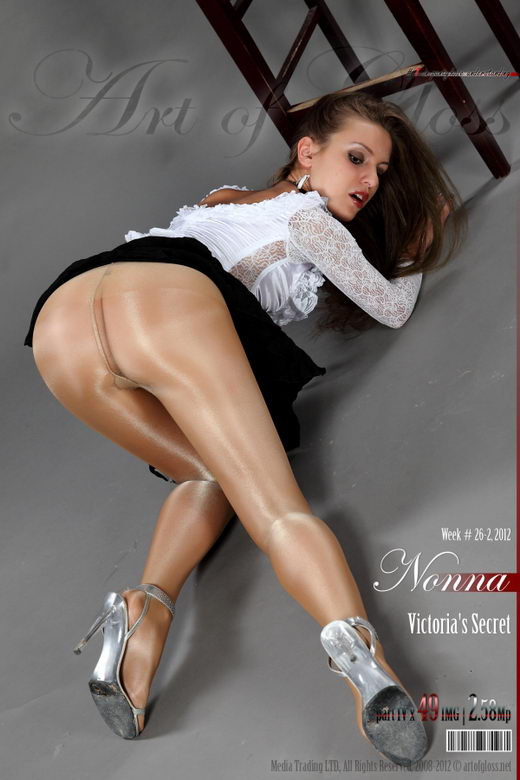 Nonna - `Victoria's Secret Glossy Smooth [part IV]` - for ARTOFGLOSS
