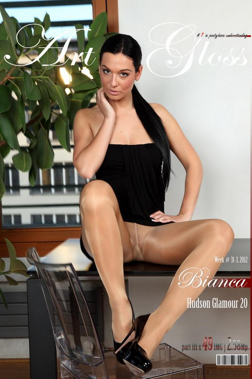 Bianca - `Hudson Glamour 20 [part III]` - for ARTOFGLOSS