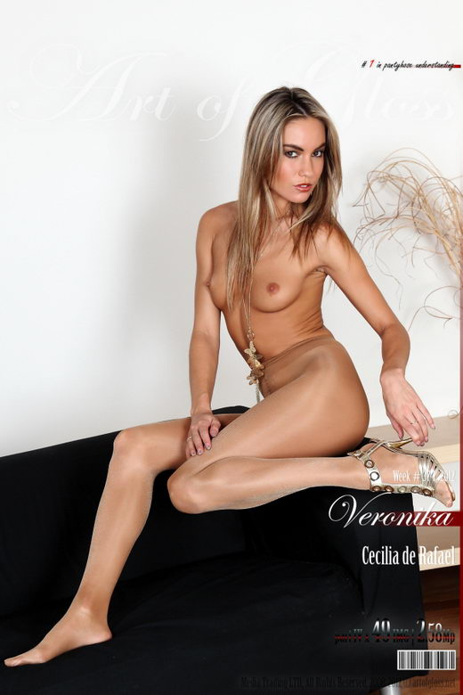 Veronika Fasterova - `Cecilia de Rafael [part IV]` - for ARTOFGLOSS