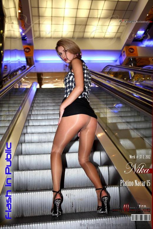 Nika - `Platino Nacar 15 [part I]` - for ARTOFGLOSS