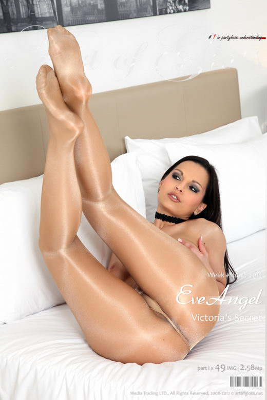 Eve Angel - `Victorias Secret Glossy Smooth [part I]` - for ARTOFGLOSS
