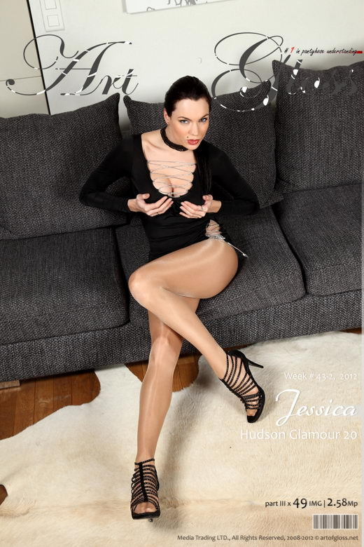 Jessica - `Hudson Glamour 20 [part III]` - for ARTOFGLOSS
