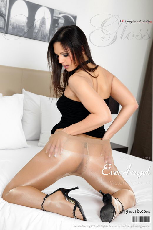 Eve Angel - `Victoria's Secret Glossy Smooth [part III]` - for ARTOFGLOSS