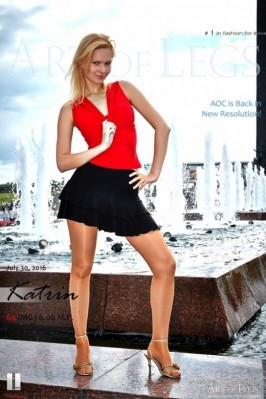 Katrin from ARTOFLEGS