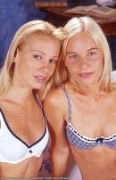 Zsannett & Aniko - lesbian