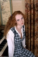 Abigail - coeds in uniform