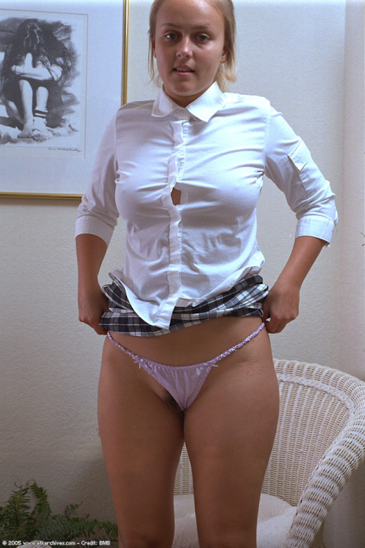 Suzey in upskirts and panties gallery from ATKARCHIVES