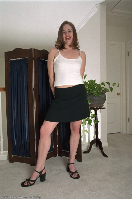 Harriet in footfetish gallery from ATKARCHIVES