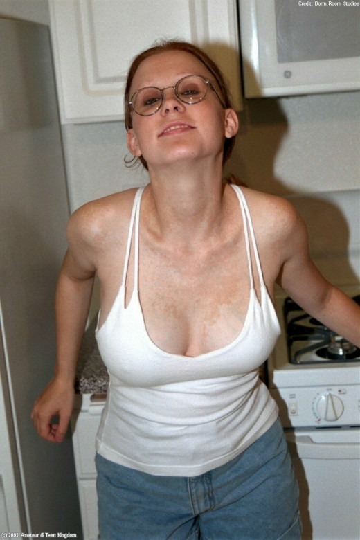 Margaret in blowjob gallery from ATKARCHIVES