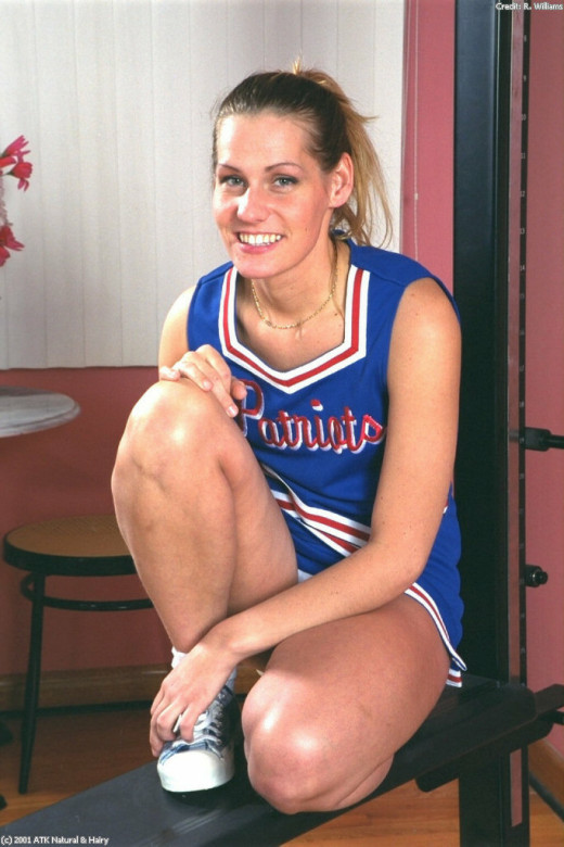 Tara in coeds in uniform gallery from ATKARCHIVES