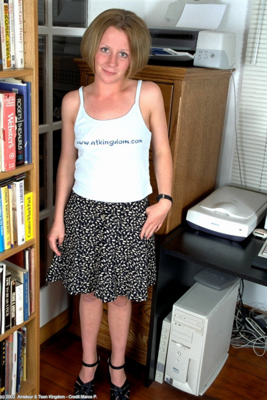 Christy in toys gallery from ATKARCHIVES