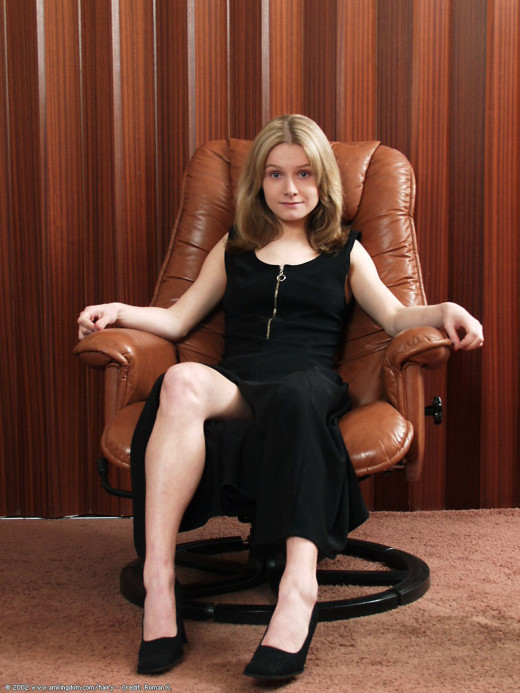Anna in footfetish gallery from ATKARCHIVES