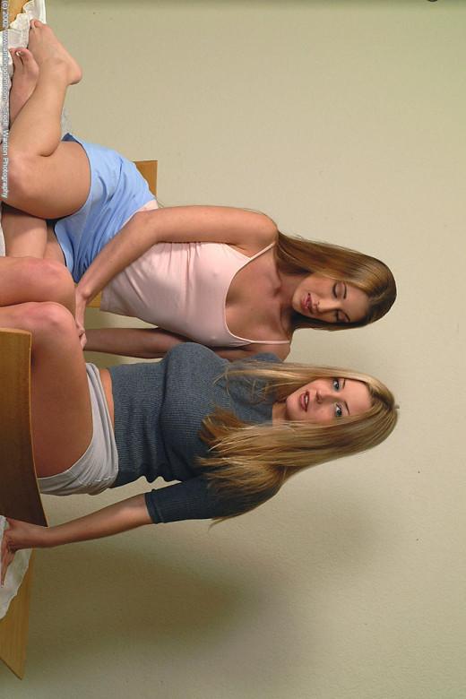 Avy & Brandi in lesbian gallery from ATKARCHIVES