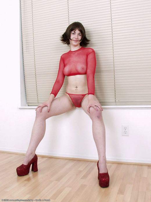 Liz in lingerie gallery from ATKARCHIVES