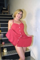 Sissy in upskirts and panties gallery from ATKARCHIVES