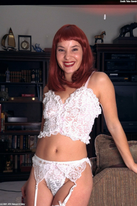 Molly in lingerie gallery from ATKARCHIVES