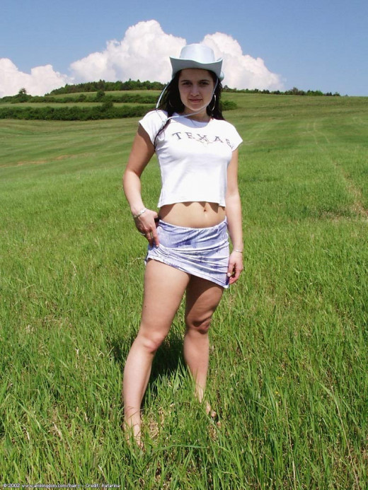 Jarmilla in nudism gallery from ATKARCHIVES