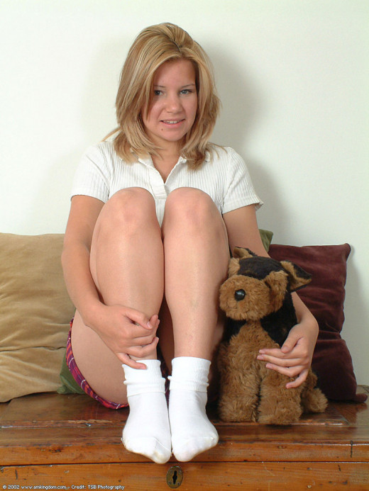 Misty Parks in upskirts and panties gallery from ATKARCHIVES
