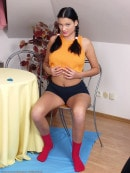 Helena in masturbation gallery from ATKARCHIVES