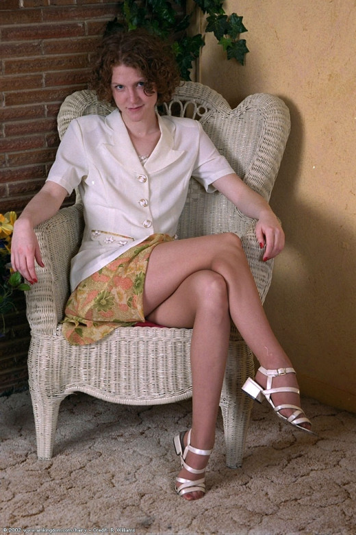 Karen in upskirts and panties gallery from ATKARCHIVES