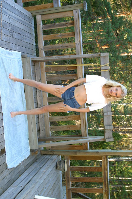 Lucie in nudism gallery from ATKARCHIVES