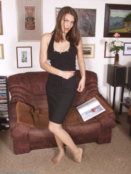 Eliska in lingerie gallery from ATKARCHIVES