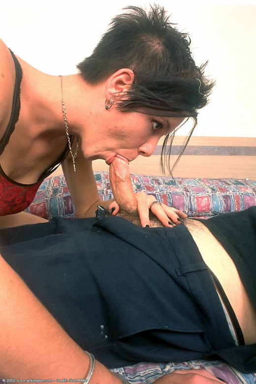 Karina in blowjob gallery from ATKARCHIVES