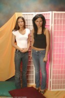Allison & Taira in lesbian gallery from ATKARCHIVES