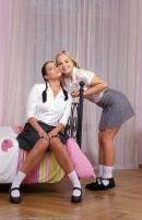 Sarka & Denisa - lesbian
