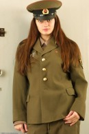 Maria in coeds in uniform gallery from ATKARCHIVES
