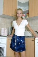 Claudia - upskirts and panties
